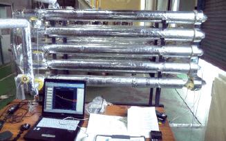 冷媒能力の確認装置