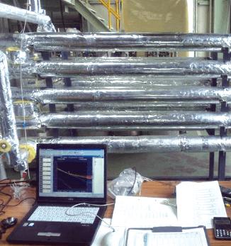 超低温反応設備