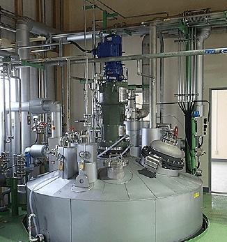 水素添加反応設備